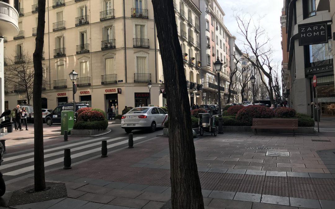 C/Hermosilla – Madrid – 4.500€/mes