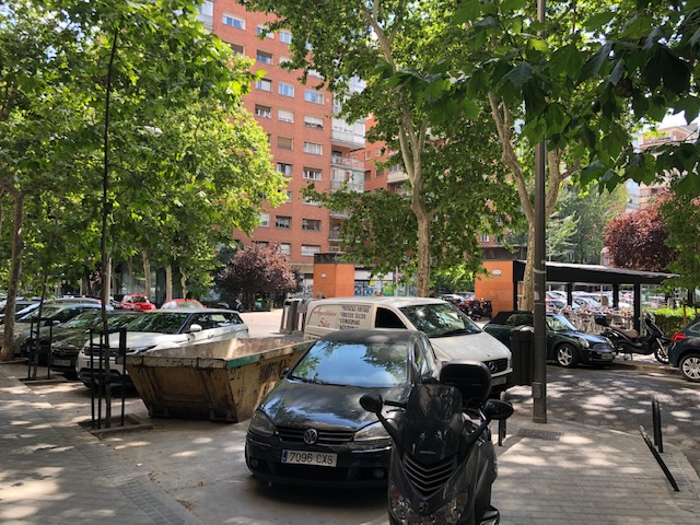 C/Juan Ramón Jimenez – Madrid – 1.700€/mes